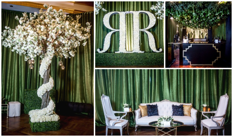 Luxe Greenery Event Design